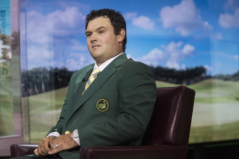 Professional Golfer Patrick Reed Interview